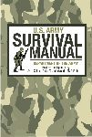 BK190 Book U.S. Army Survival Manual