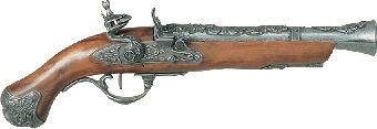 DX1219 Denix Flintlock Blunderbus