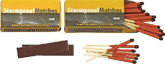 LMF00017 UCO Stormproof Matches.