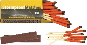 LMF00018 UCO Stormproof Matches