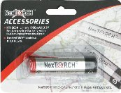 NX18650 Nextorch Replacement Battery