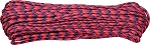RG017H Parachute Cord - Candy Snake 100ft