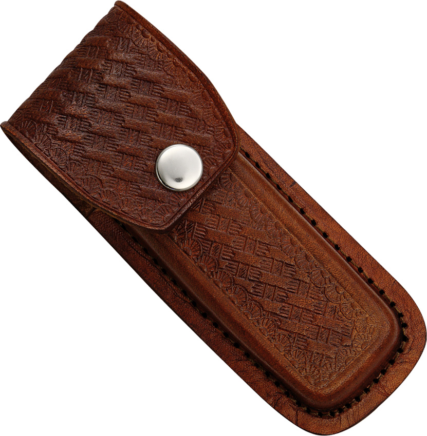 Sh1093 Leather Folding Knife Belt She