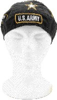 Z-340 Z340 Zan Headgear Head Wrap U.S. Army. 100% c