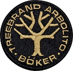 BO090007 Boker Logo Patch.