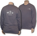 BU3700 Buck Long Sleeve T-Shirt.