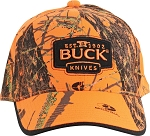 BU89054 Buck Mossy Oak Blaze Orange