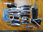 CLOSE OUT LOT OF 20 KNIVES