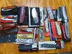 CLOSE OUT LOT OF 24 KNIVES
