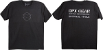 DPXCLT105 DPX Circle Logo Silhouette Tee