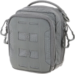 MXAUPGRY Accordion Utility Pouch Gray