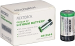 NX123A6P NEXTORCH CR123A REPLACEMENT BATTERY 6 PACK
