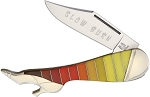 RR1439 Slow Burn Leg Knife