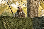 RED068G Camouflage Net 6x8 Woodland