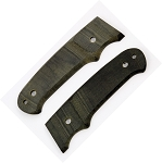 S56 Schrade Handle Material Green