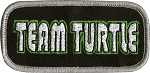 TM015 Turtleman Morale Patches. Team