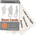 WG01789 Ultimate Survival Knot Cards