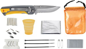 AC50540 Survival Kit/Knife