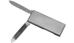 AM-MCSS AMMCSS Al Mar Money Clip knife