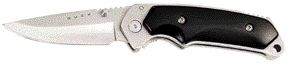 BU-279BK BU279BK Buck Folding Alpha Hunter Rubber handle knife