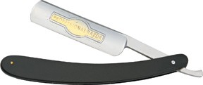 "PA-3044 PA3044 Pakistan Straight Razor. 6"" closed knife"