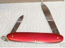 SCN121 Schrade Swiss Style Metal Knife
