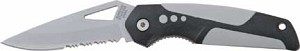 "SX4S  Schrade Badger Part Serr. 4"" closed"