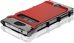 CRINOX4RX CRKT iNoxCase 360 Red - for iPhone® 4