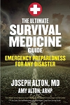 BK318 Survival Medicine Book.